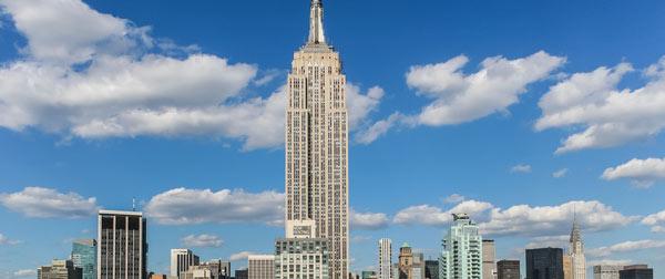 NYのシンボルタワー『エンパイアステートビル』の歴史