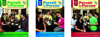 「Person to Person:3rd Edition」(オックスフォード出版)